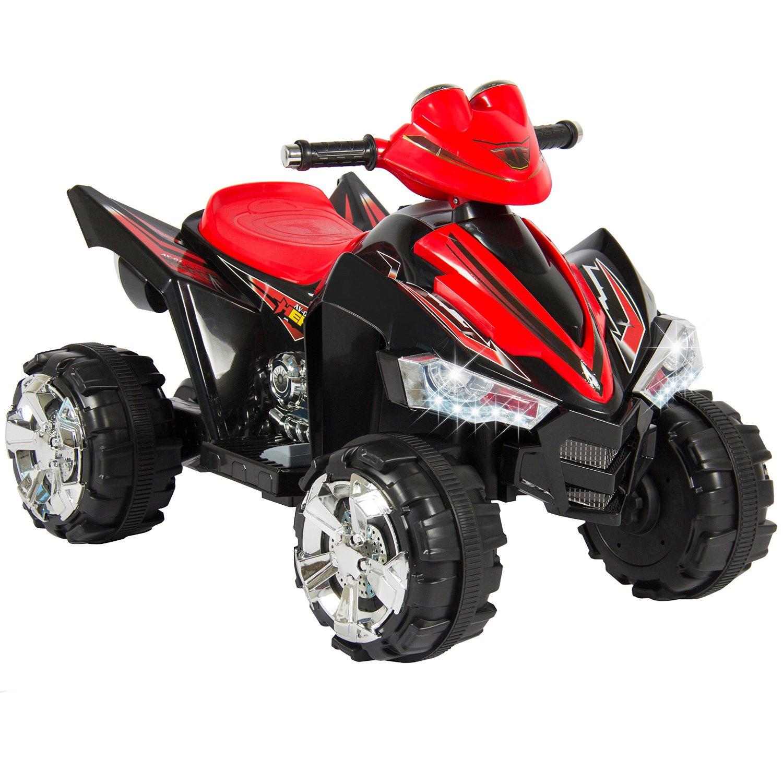 รถแบตเตอรี่ ATV สุดเท่ห์ Best Choice Products Kids ATV Quad 4 Wheeler 12V Ride-On