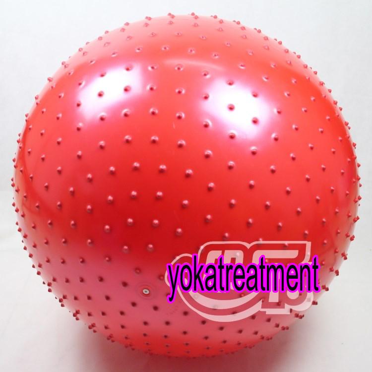 YK1025 บอลโยคะ แบบหนาม ขนาด 115/95CM