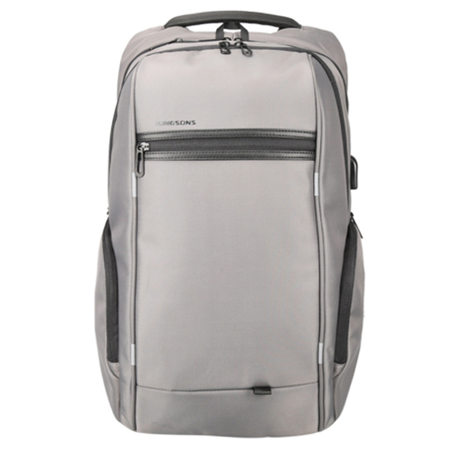 NB01 กระเป๋าทำงาน กระเป๋าโน๊ตบุ๊ค สีเทา ขนาด 40 ลิตร