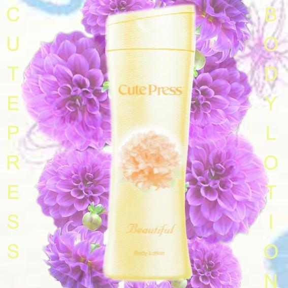 คิวท์เพรส บิวตี้ฟูล บอดี้ โลชั่น 250 มล/cutepress beautyful body lotion 250 ml