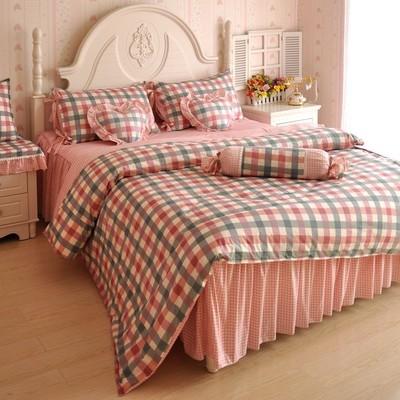 ชุดผ้าปูที่นอนเจ้าหญิง ลูกไม้ SD3009-2P