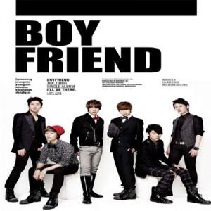 """[PRE-ORDER] BOYFRIEND - 3rd Single Album """"I'll Be There"""""""