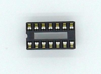 Socket DIP-14