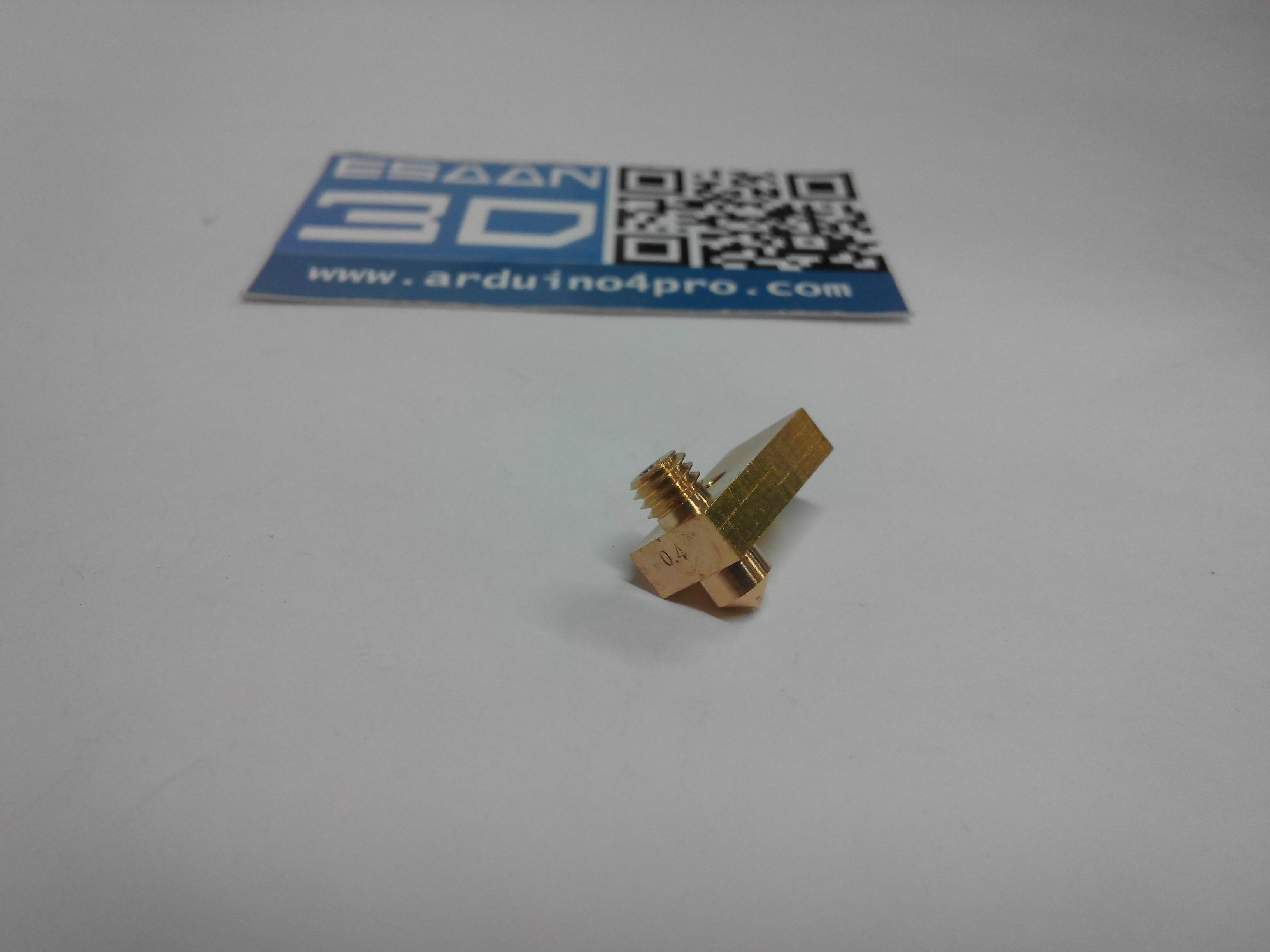 0.4mm Nozzle + Heatblock for Ultimaker 2