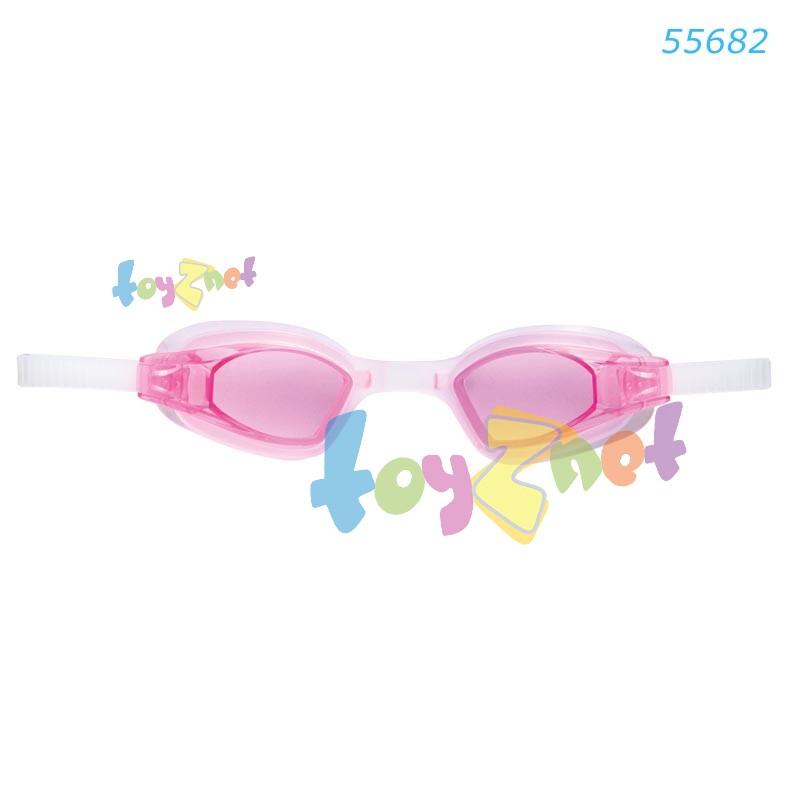 Intex แว่นว่ายน้ำ ฟรี สไตล์ สปอร์ต รุ่น 55682PK
