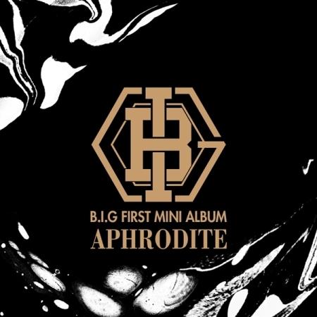 """[PRE-ORDER] B.I.G - 1st Mini Album """"APHRODITE"""""""