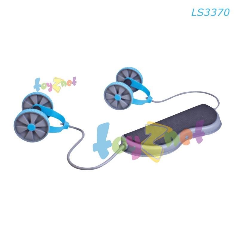 Liveup วงล้อออกกำลังกาย มัลติ-เวย์ รุ่น LS3370