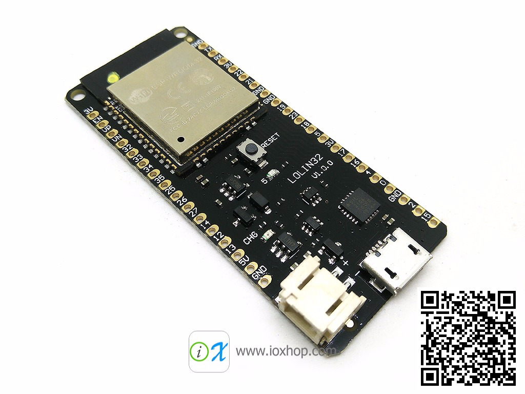 WEMOS LoLin32 (Compatible) ESP32 Development Board