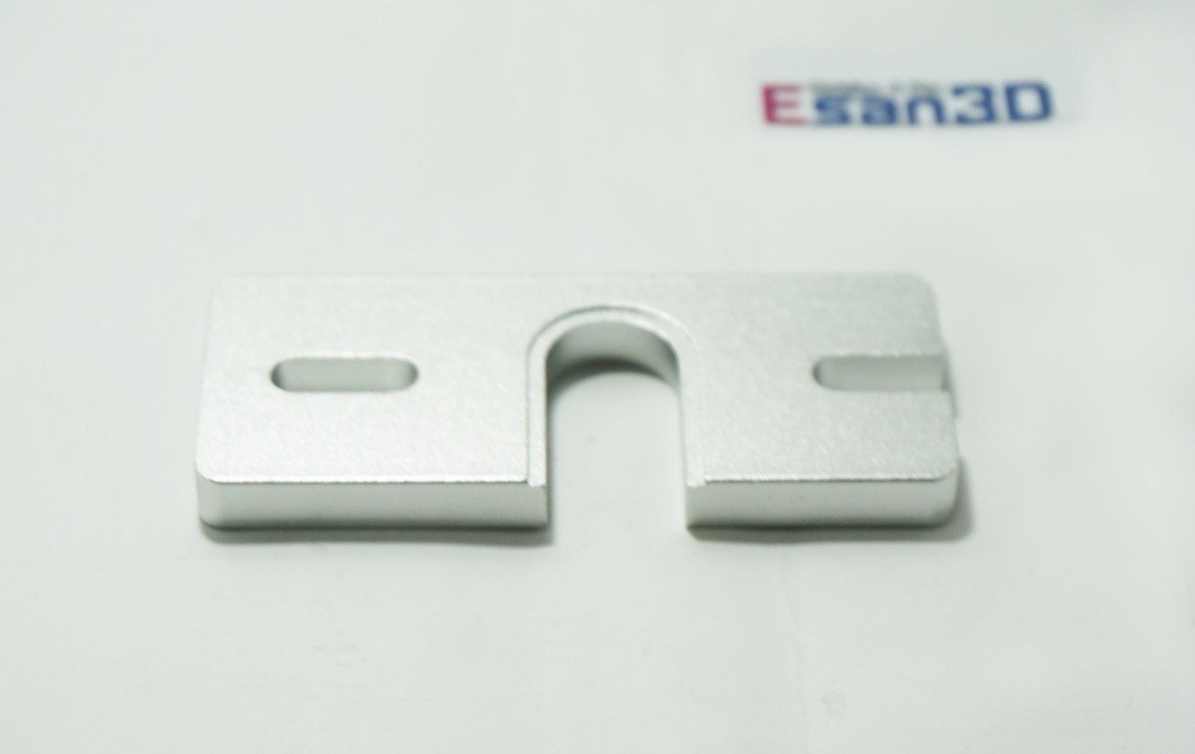J-head aluminum mount plate for E3D V5