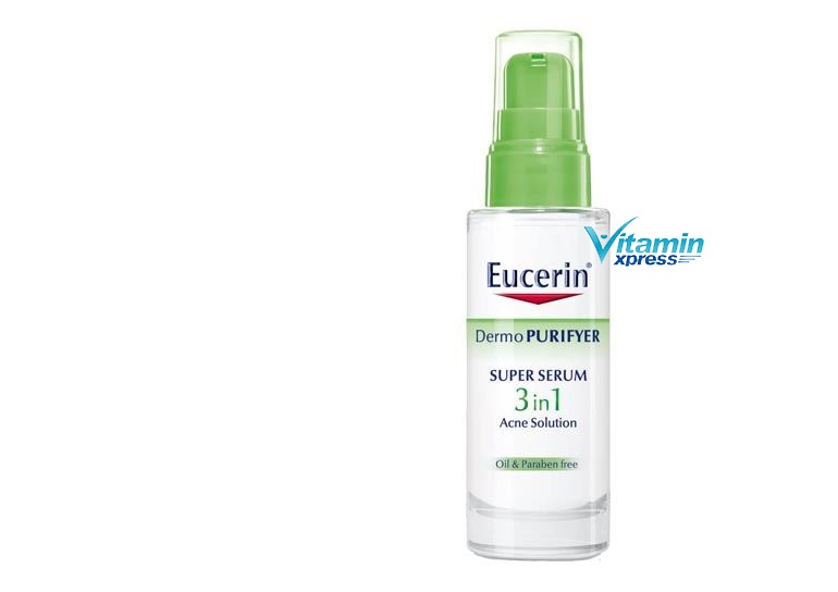 EUCERIN DERMOPURIFYER ACTIVE CONCENTRATE SERUM (30 ML.)