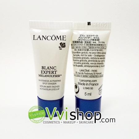 Lancome Blanc Expert Melanolyser Whiteness Activating Spot Eraser 5 ml ใหม่ล่าสุด อัดแน่นด้วยกลยุทธ์ใหม่ที่ทรงประสิทธิภาพ เผยผิวกระจ่างใส *หมดค่ะ*