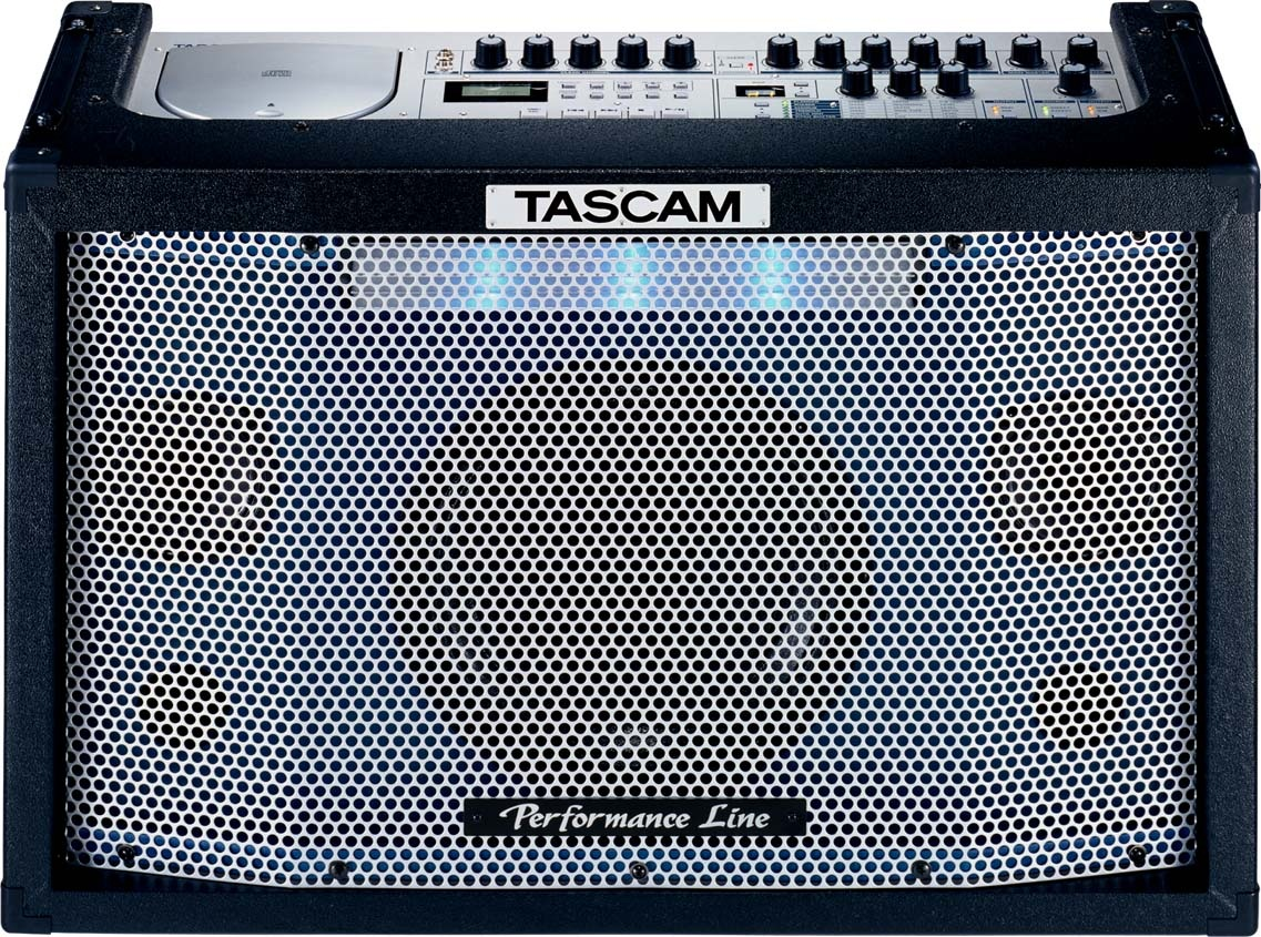 TASCAM GA-100CD Guiter Amp w/CD Trainer