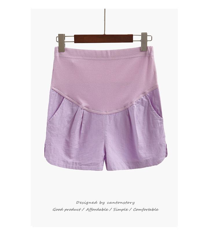 กางเกงชั้นในคนท้อง U16 สี Purple Size L