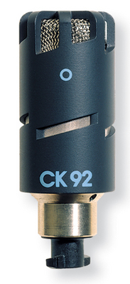 AKG CK92 Blue Line Series Omnidirectional Microphone Capsule