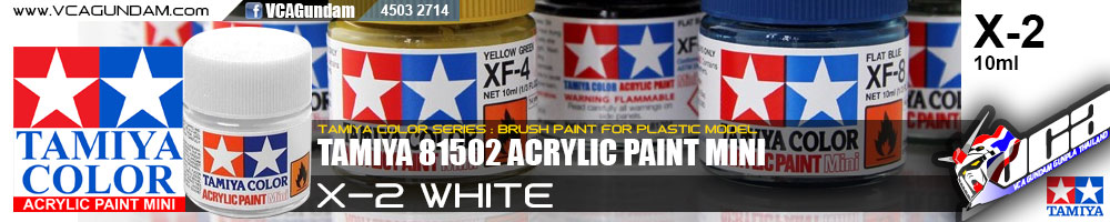ACRYLIC X-2 WHITE