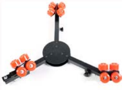 Collapsible Tracks and Dollies - Light Trolley FW-FT02