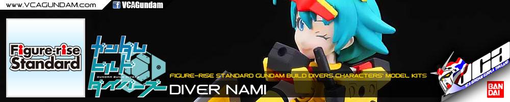 Figure-rise Standard DIVER NAMI