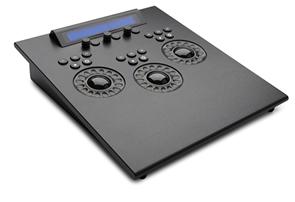 Tangent Devices CP200-BK Trackbal/Knob Grading Panel