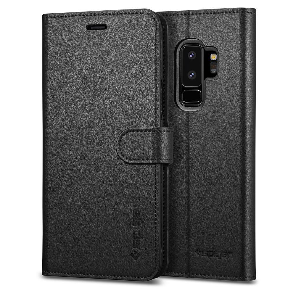 เคสกันกระแทก SPIGEN Wallet S Galaxy S9+ / S9 Plus
