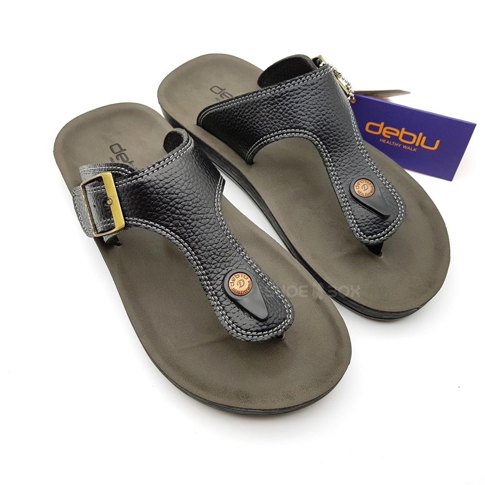 รองเท้าแตะ Deblu M7811 [Black]