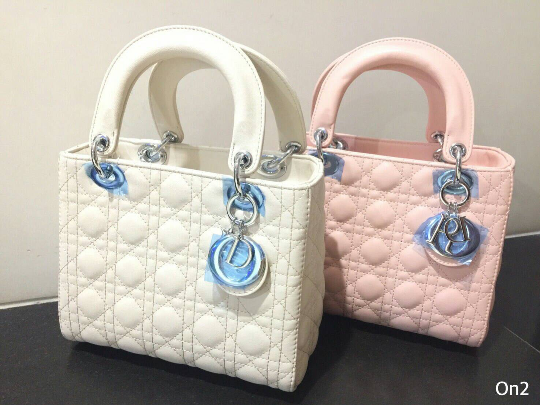 *กระเป๋า Christian Dior รุ่น Lady Dior*