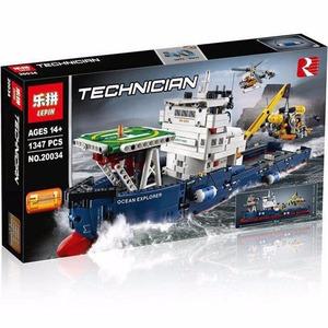 เลโก้จีน LEPIN 20034 ชุด Ocean Explorer