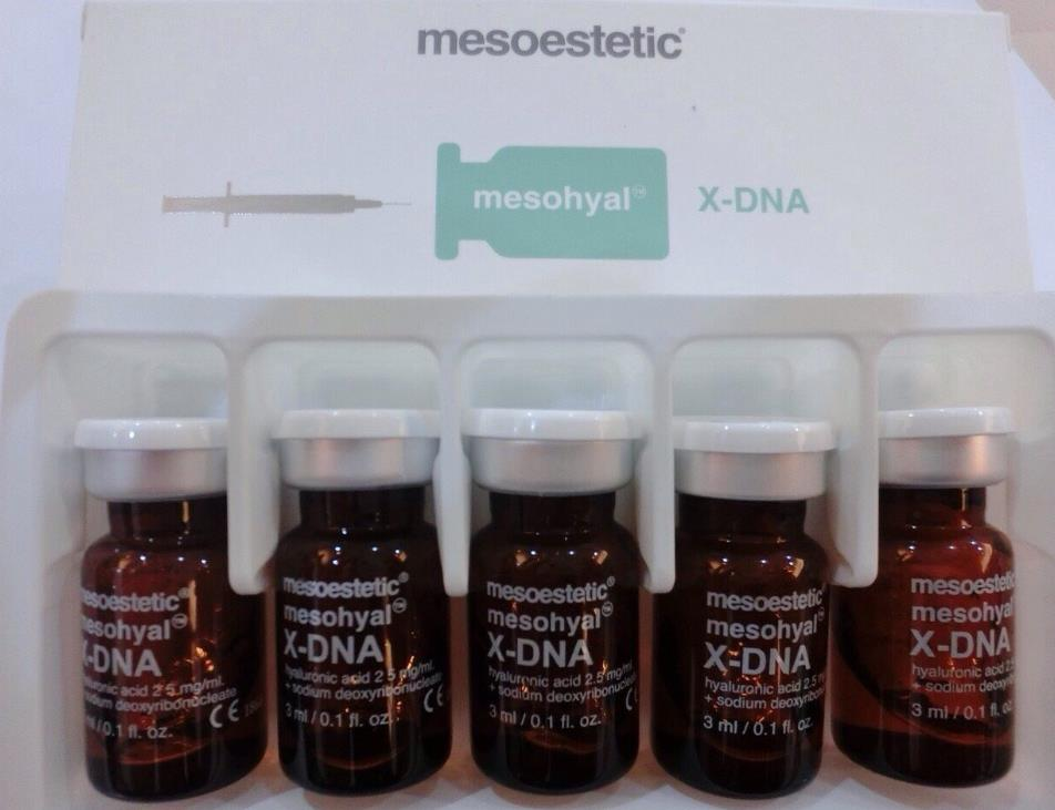 Mesohyal X-DNA (5x3ml.)