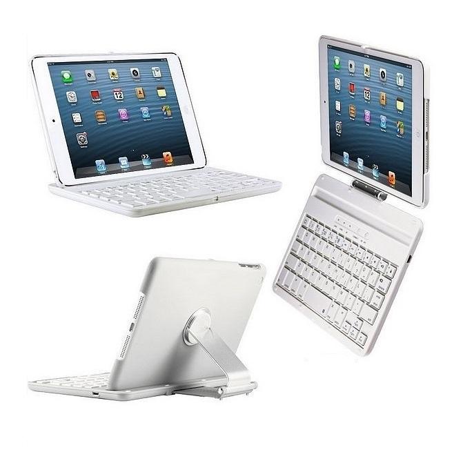 (iPad Air 1) Case + Keyboard Bluetooth หมุนได้ 360 องศา (เคสคีย์บอร์ดไอแพดแอร์ 1)