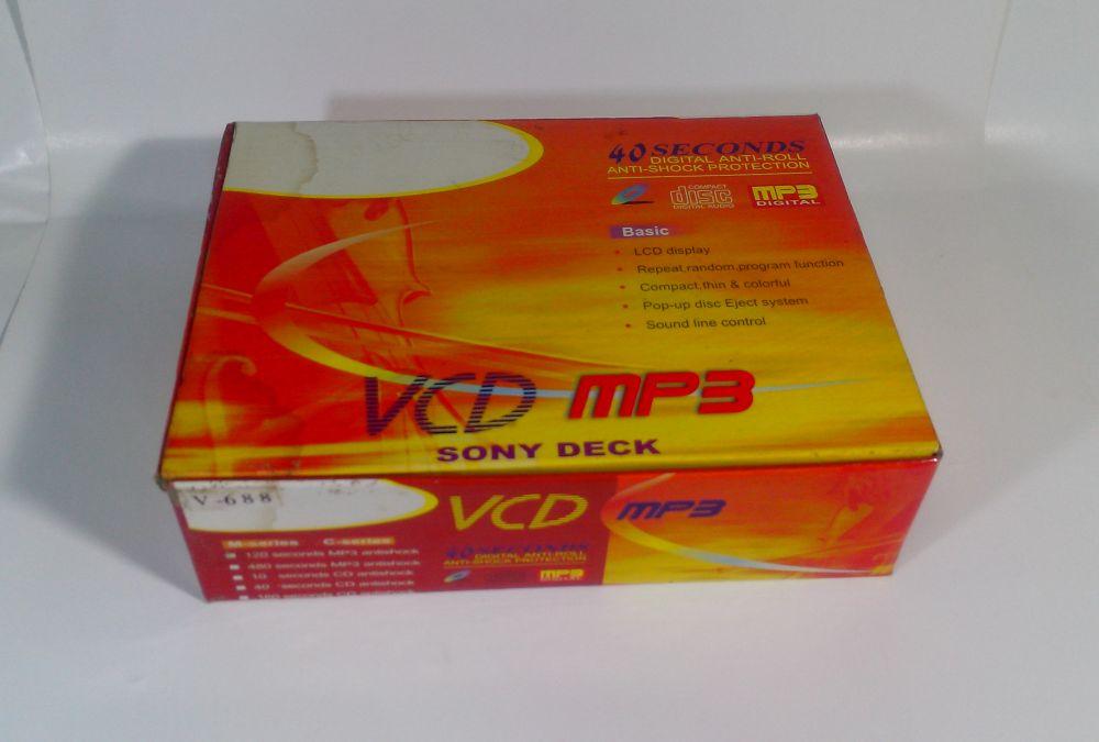 เครื่องเล่น CD VCD MP3 V688