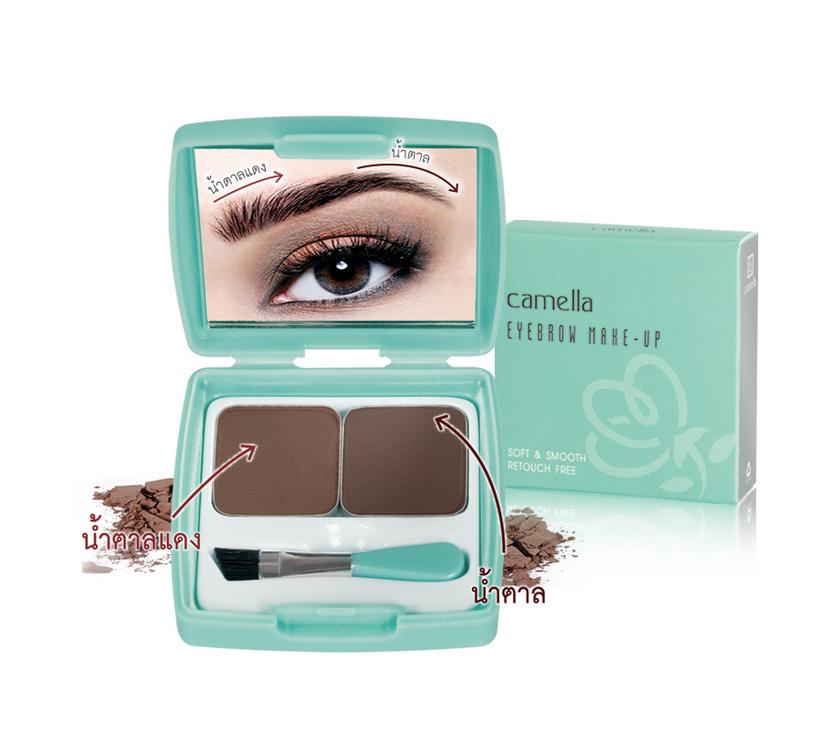 Camella Eyebrow Make-Up