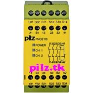 PilZ 774318 PNOZ X3 230VAC 24VDC 3n/o 1n/c 1so LiNE iD : PILZ.TK