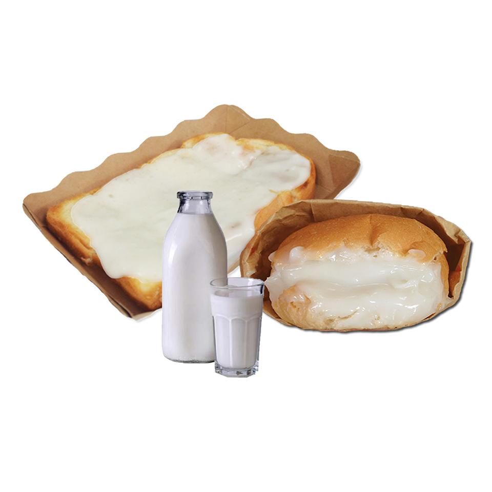 ผงไส้ขนมปัง-รสนมฮอกไกโด