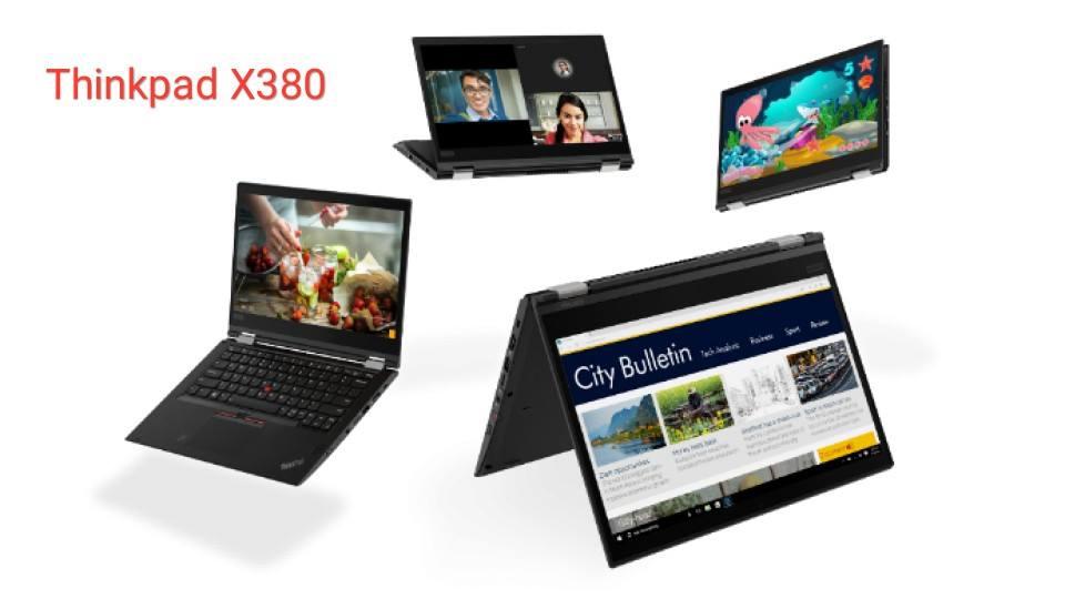 >> Thinkpad X380 Yoga - Core™ i7-8550U