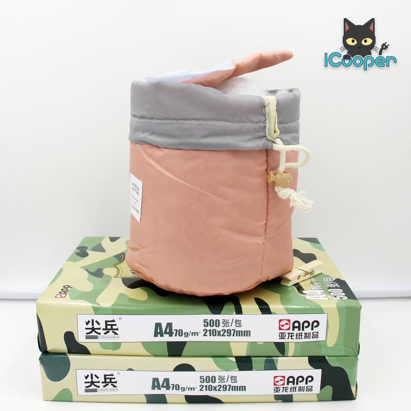 RONG.SHI.DAI Travel Dresser Pouch (Powder)