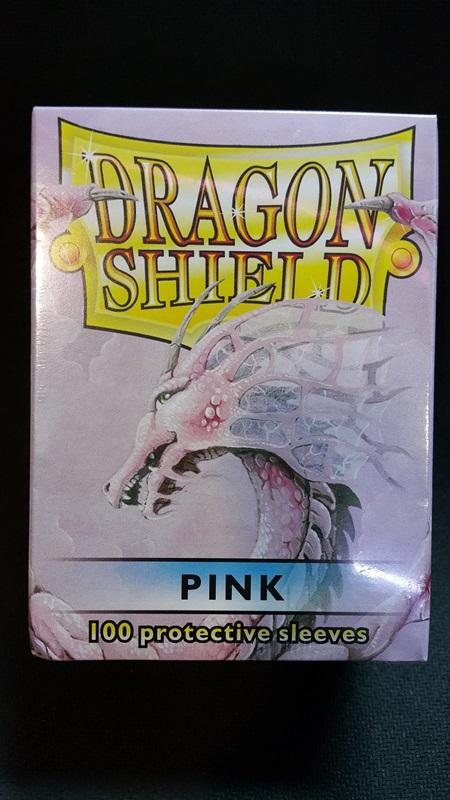 Sleeves Dragon S.04