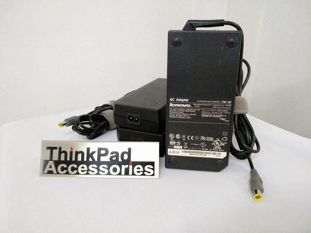 Thinkpad AC Adaptor 170w อแดปเตอร์แบบหัวกลม 170w