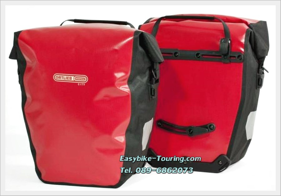 Back-Roller City / Red (Pair) [F5001]