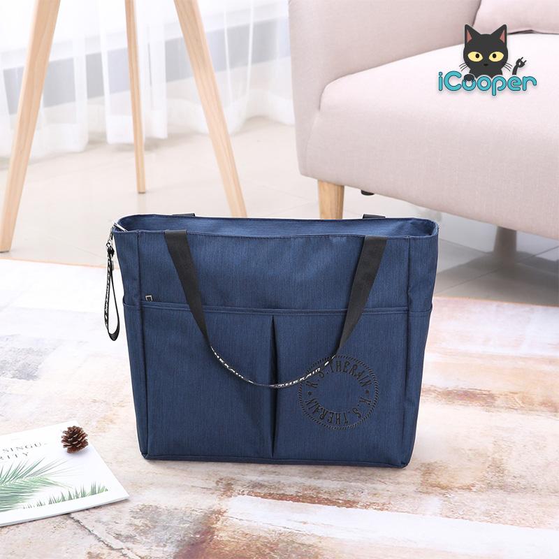 RONG.SHI.DAI Travel Bag (Navy)