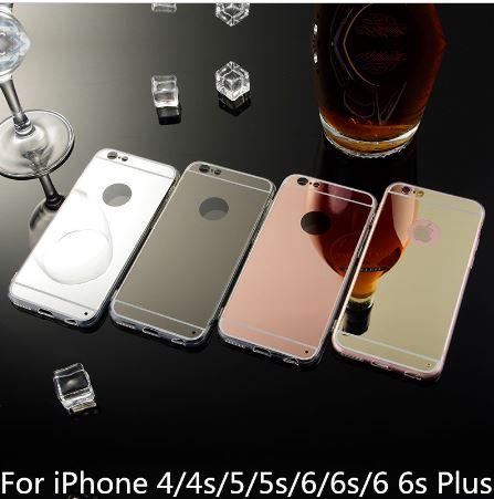 เคสไอโฟน4/4s เคสสะท้อนเงาpc คุณภาพดี