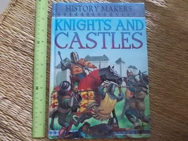 Knights And Castles By Jackie Gaff Hardback 32 Pages ราคา 180