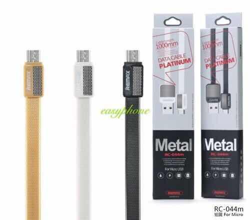 REMAX RC-004M สายชาร์จ Micro USB DATACable แท้100%