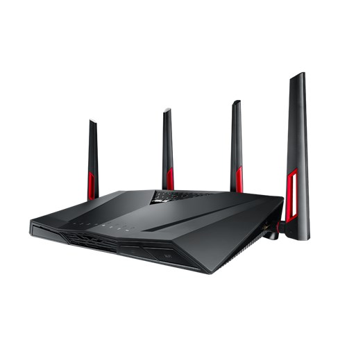 ASUS NETWORK RT-AC88U DUAL-BAND WIRELESS-AC3100 GIGABIT ROUTER