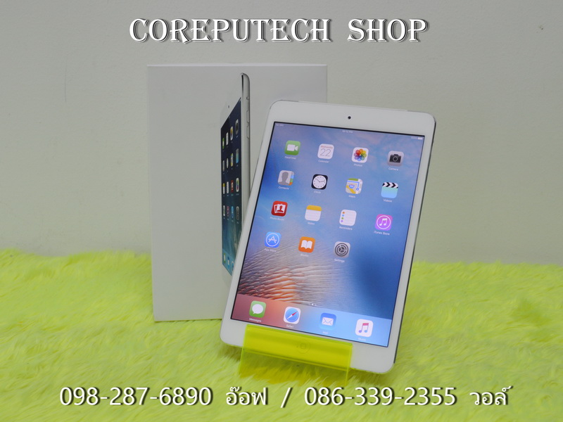 iPad Mini 2 ( Retina ) Cellular + Wi-Fi 128GB White