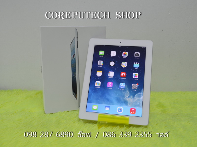iPad 4 Wi-Fi 16GB