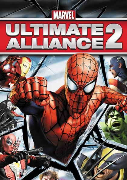 Marvel: Ultimate Alliance 2 (1DVD9)