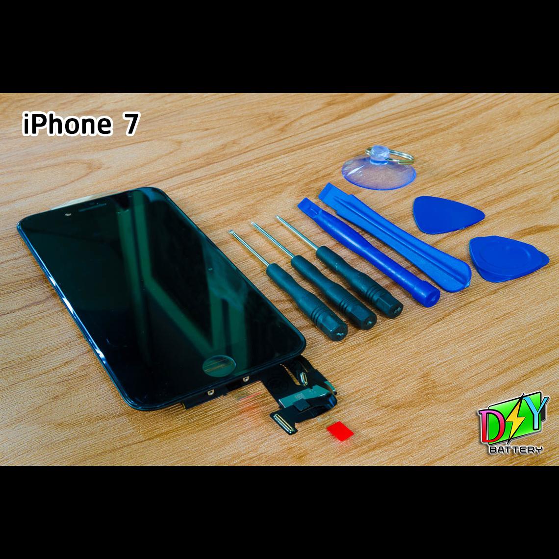หน้าจอ iPhone 7 พร้อมชุดอุปกรณ์เปลี่ยนหน้าจอ