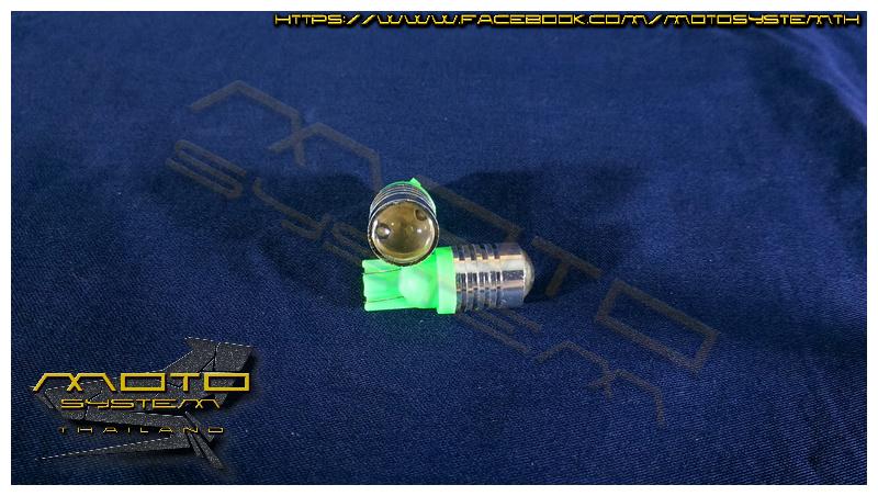 หลอดแอลอีดี: LED Type 1 GR