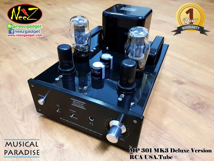 แอมป์หลอด Musical Paradise MP 301 MK3 Deluxe Version. (Canada)