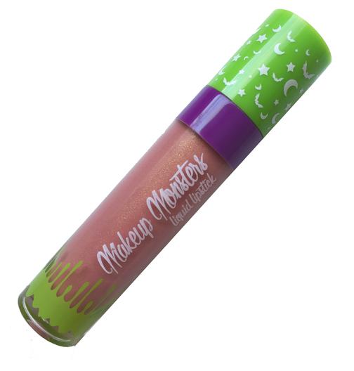( พรีออเดอร์ ) Makeup Monster GildedMatte Liquid Lipstick สี Holy Grail