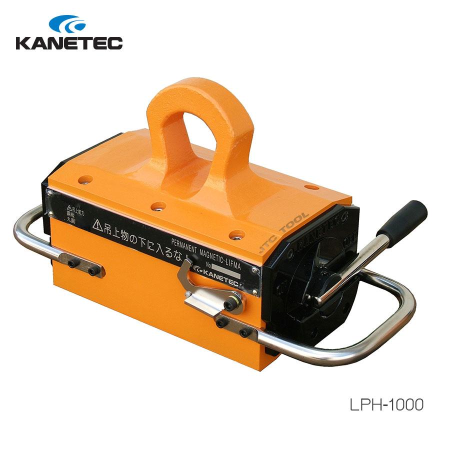 แม่เหล็กยกชิ้นงาน - LIFTING MAGNET Permanent Magnetic Lifma (LPH-1000) Kanetec